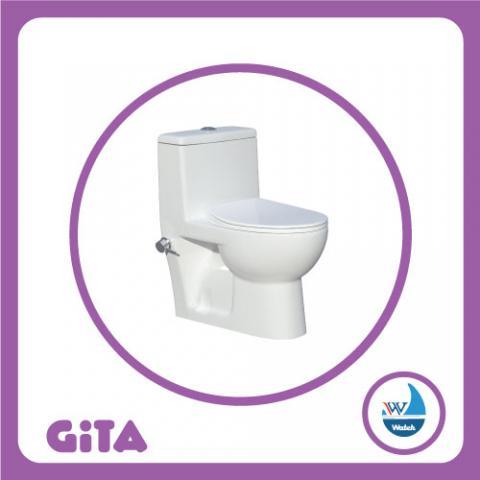 گاتریا - فرنگی مدل گیتا