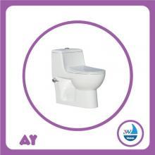 توالت فرنگی مدل آی